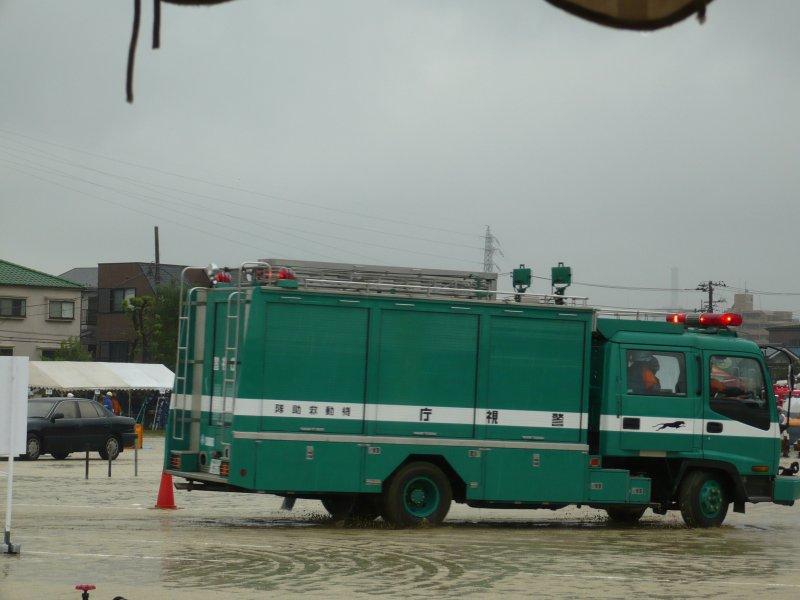 自動車からの人命救助''