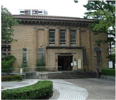 横網町公園内の復興記念館''