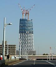 タワー建設の推移